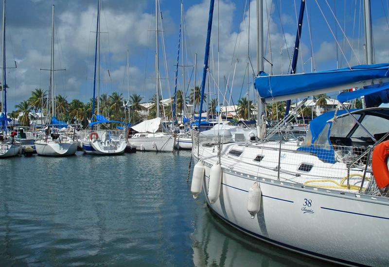 Marina Saint Fran 231 Ois Guadeloupe Tourisme