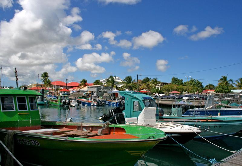 Port De P 234 Che Saint Fran 231 Ois Guadeloupe Tourisme