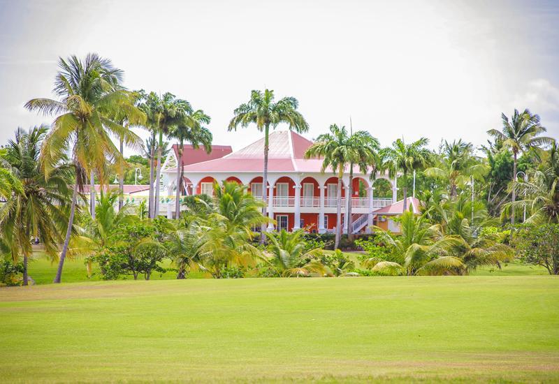 Golf international saint fran ois guadeloupe tourisme for Au jardin des colibris guadeloupe
