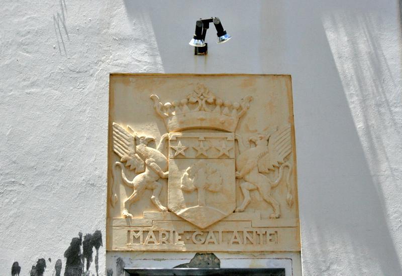 Hôtel de Ville - Grand-Bourg - Guadeloupe Tourisme