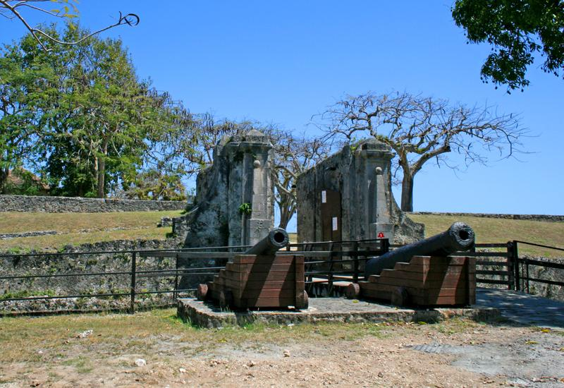 Fort Fleur D Epee Le Gosier Guadeloupe Tourisme