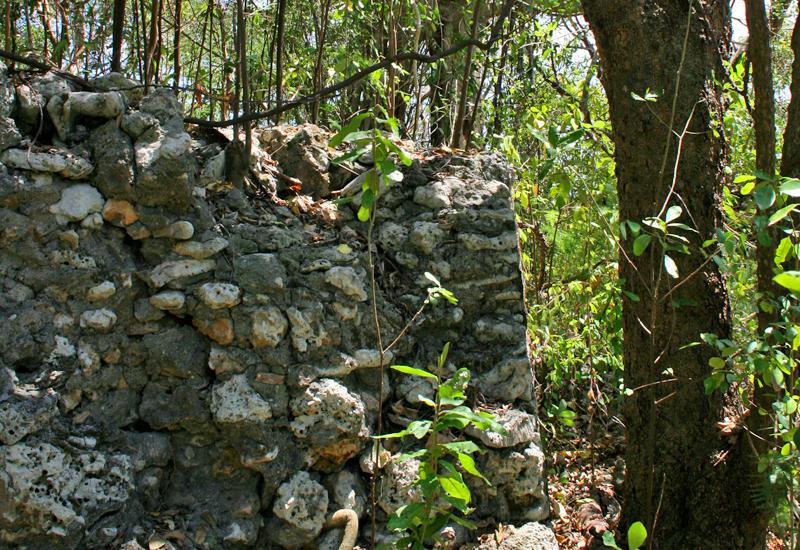 Fort Louis - Le Gosier, Guadeloupe : ancienne fortification