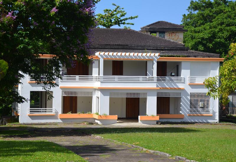 Maison la pastorale trois rivi res guadeloupe tourisme for Maison moderne guadeloupe