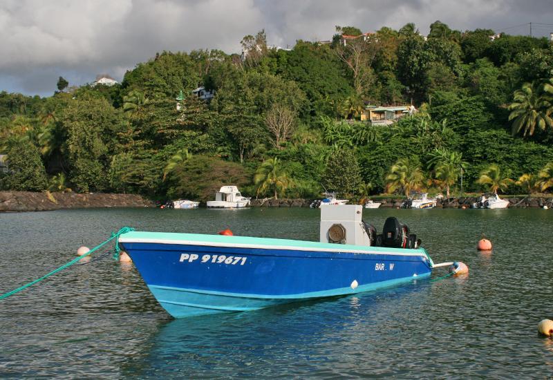 bateau 3 rivieres les saintes