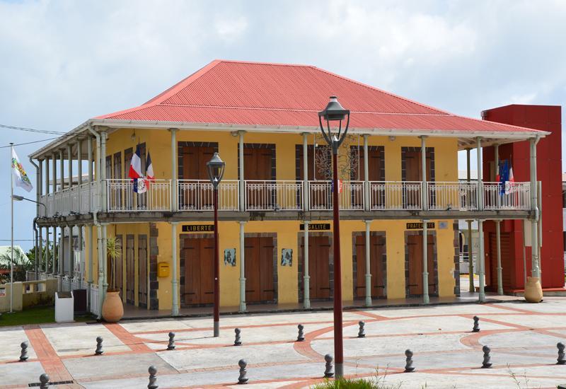 mairie saint claude guadeloupe