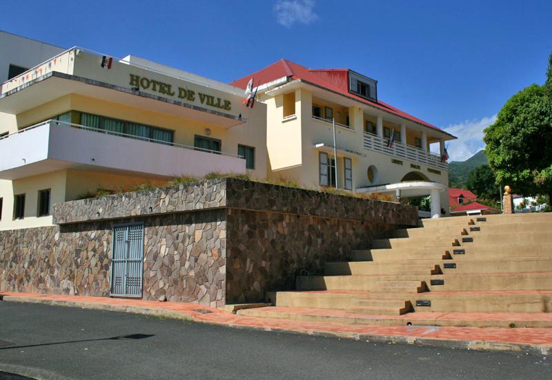 H tel de ville saint claude guadeloupe tourisme - Office de tourisme saint claude ...