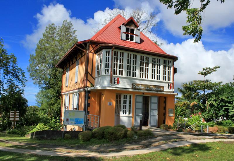 Pavillon du tourisme saint claude guadeloupe tourisme - Office de tourisme saint claude ...