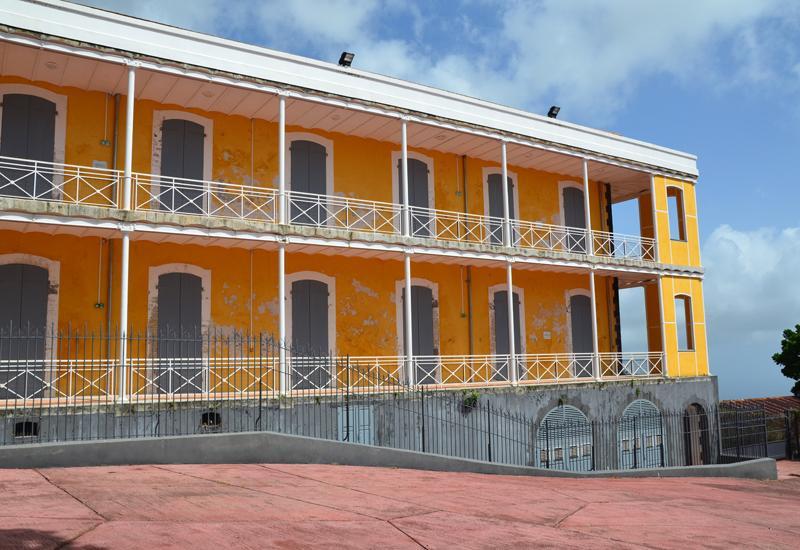 Camp jacob saint claude guadeloupe tourisme - Office de tourisme saint claude ...