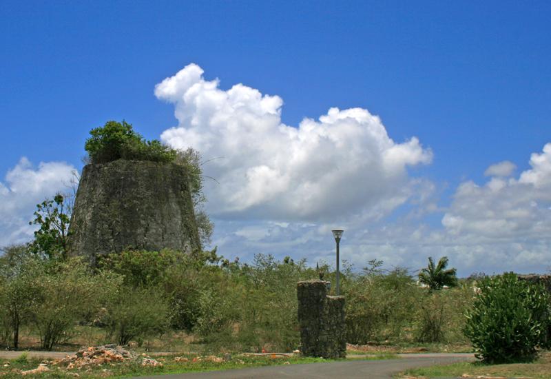 Moulin de gissac sainte anne guadeloupe tourisme - Sainte anne guadeloupe office du tourisme ...