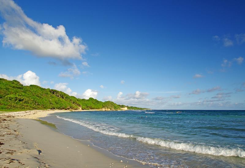 Plage de gros sable sainte anne guadeloupe tourisme - Sainte anne guadeloupe office du tourisme ...